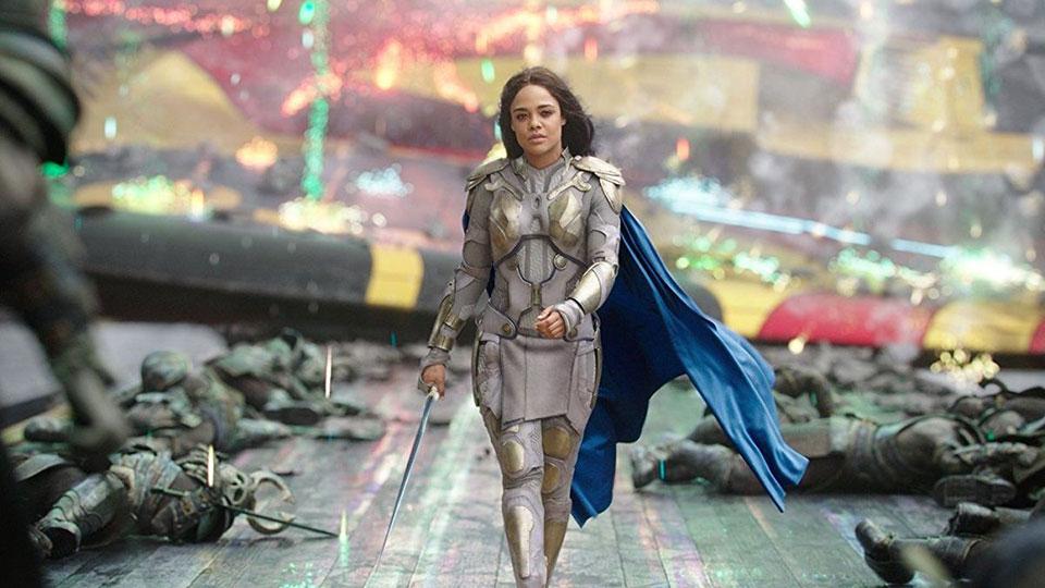 Tessa Thompson in 'Thor'