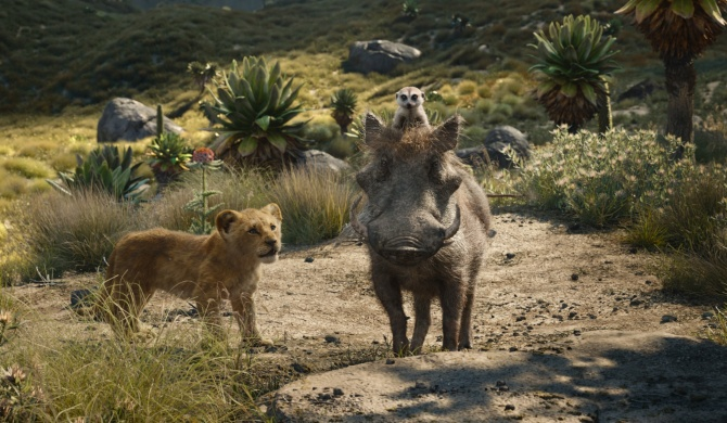 timon pumba and simba the lion king 2019 Yes, Weve Seen The Lion King Before But This Movie Is Next Level