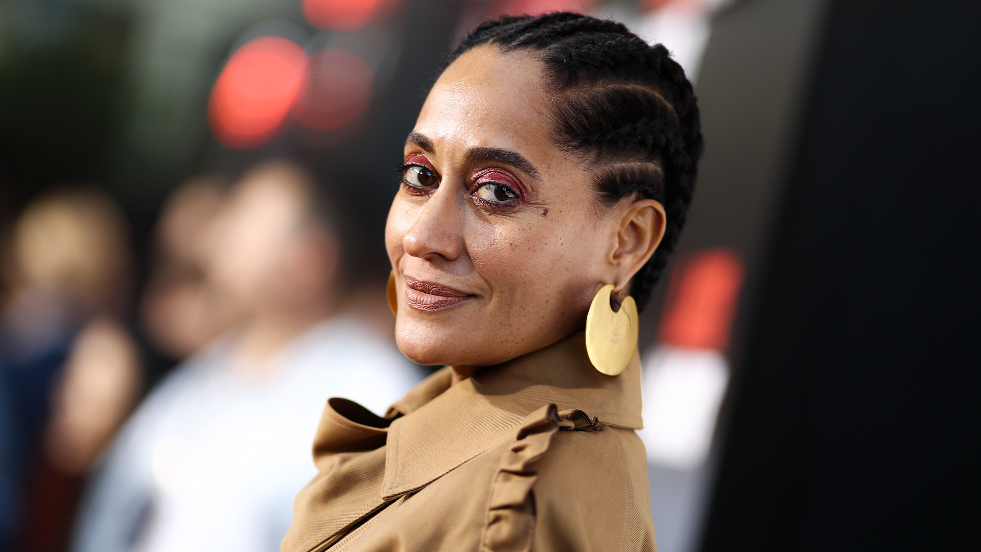 Tracee Ellis Ross Is Like a Hot Disco Ball in This All-Sequin Get-Up