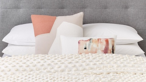 Want New Throw Pillows Every Month? Rent the Runway's Collab with West Elm Has Your Back | StyleCaster