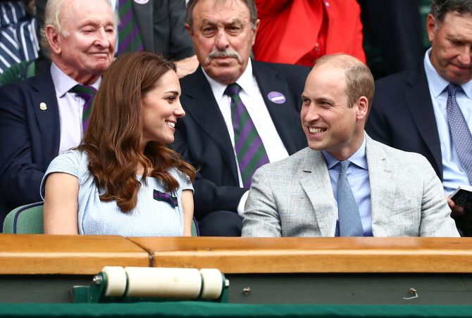 william kate look This Is How Kate Middleton & Prince William Are *Really* Doing After The Rose Hanbury Scandal