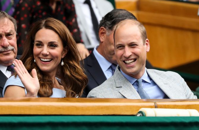 william kate smiles This Is How Kate Middleton & Prince William Are *Really* Doing After The Rose Hanbury Scandal