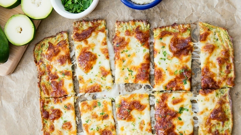17 Delicious Vegetable Dishes That Are Mostly Just Cheese | StyleCaster