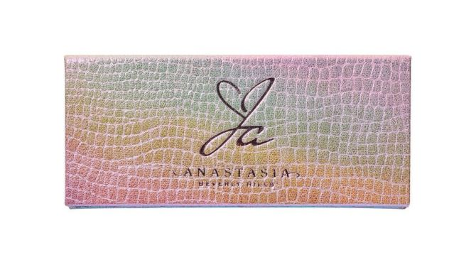 abh front palette Anastasia Beverly Hills' Collab With Jackie Aina Is a Match Made in Beauty Heaven