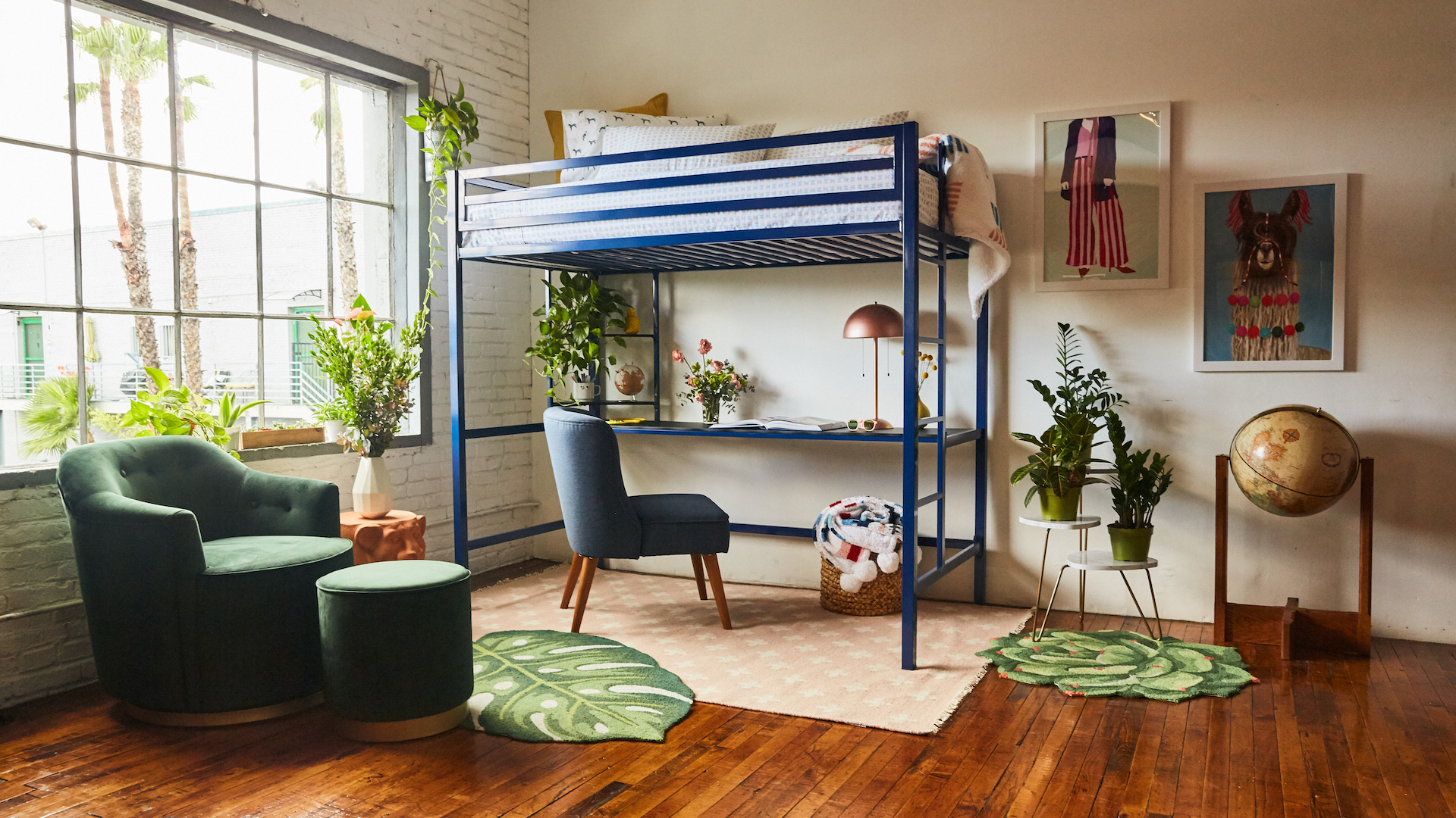 These Chic New Room Sets on Amazon Will Make You Forget You're Living In a Tiny Apartment