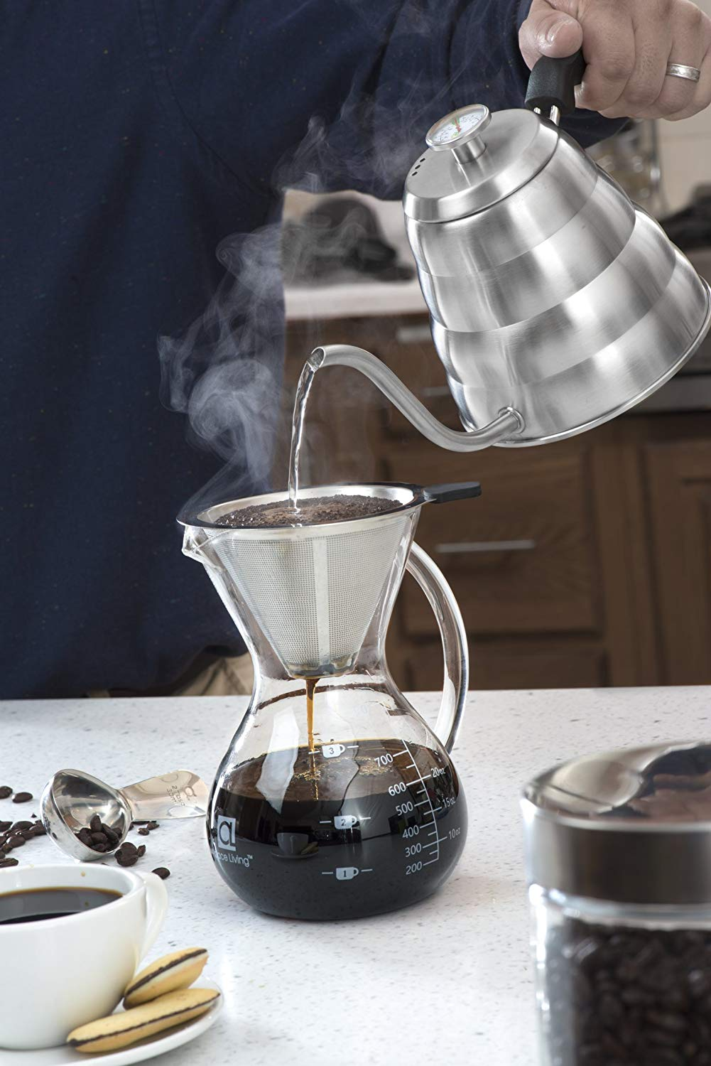 Both Your In-Laws & Hipster House Guests Will be Impressed by These Pour-Over Sets | STYLECASTER