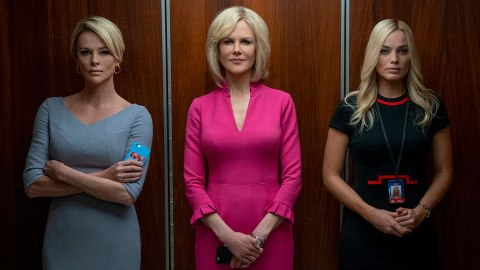 Margot Robbie, Charlize Theron & Nicole Kidman Are Intense In The 'Bombshell' Trailer | StyleCaster