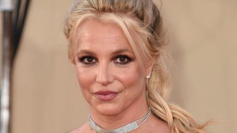 OMG—Britney Spears Is Brunette Again?! | StyleCaster