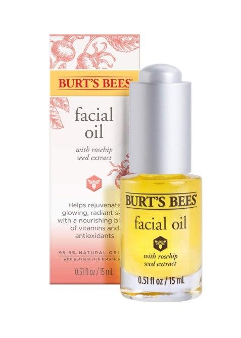 Burts Bees Facial Oil