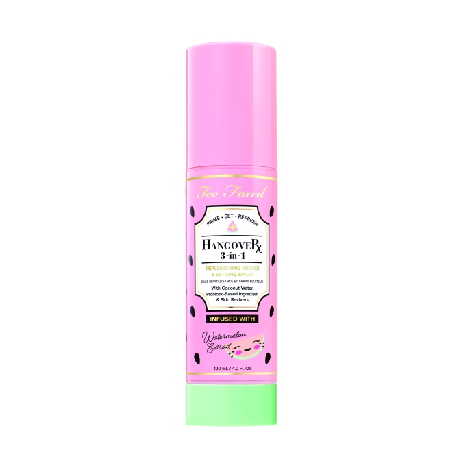 too faced setting spray