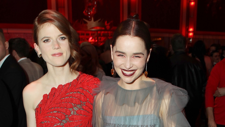 Emilia Clarke & Rose Leslie Went On Vacation Together—The Pics Are So Sweet | StyleCaster