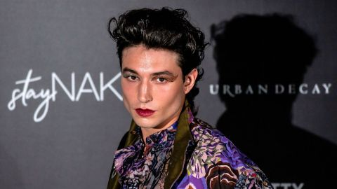 Ezra Miller Has Stunted on Us All By Wearing the Most Maximalist Outfit I've Ever Seen | StyleCaster