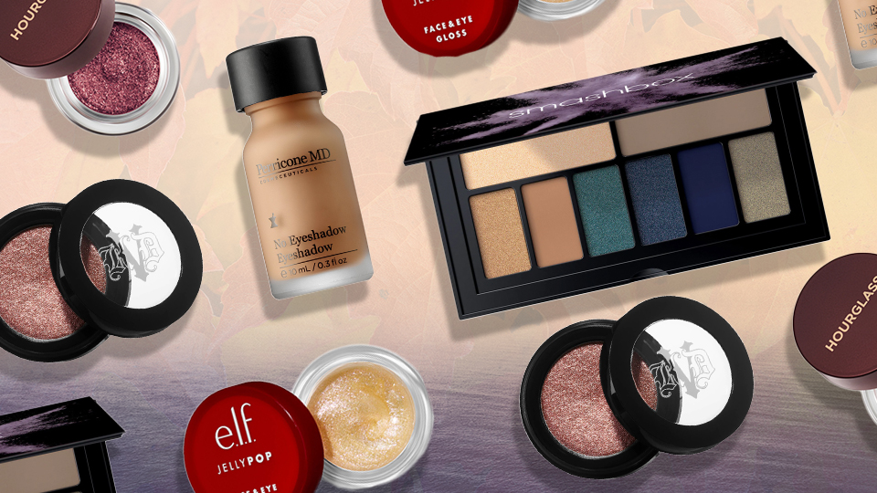 You Might as Well Start Test-Driving These Fall Eyeshadow Colors