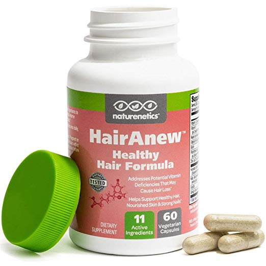 Hair Re-Growth Supplements Backed by Actual Science | STYLECASTER