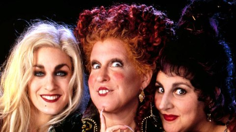 Disney + Is Officially Working On A Sequel To 'Hocus Pocus' | StyleCaster