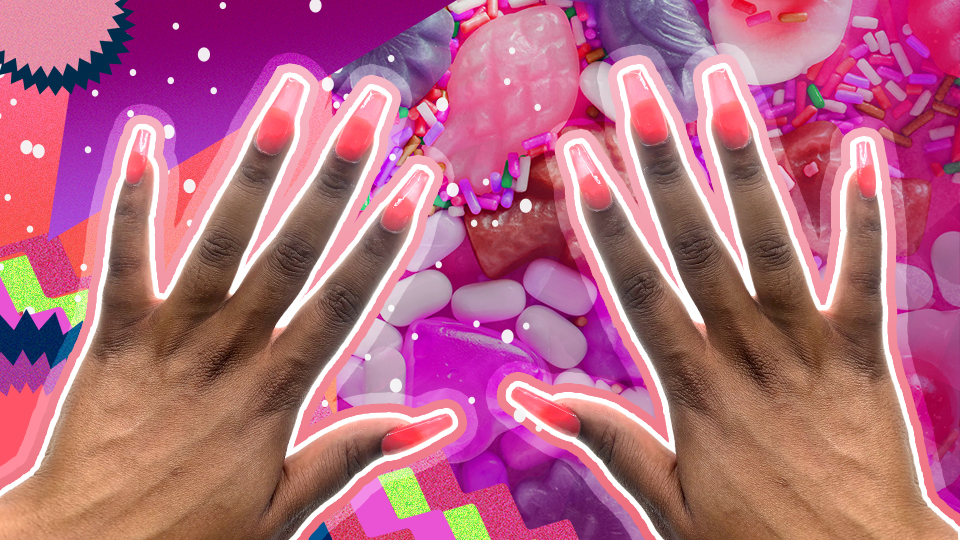 The Surprisingly Easy, Step-by-Step Guide to Applying a Jelly Manicure