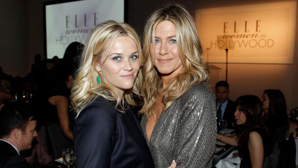 Jennifer Aniston & Reese Witherspoon