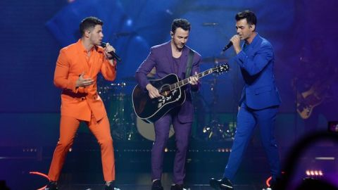 The Jonas Brothers' 'Like It's Christmas' Means We Can Start Celebrating The Holidays | StyleCaster
