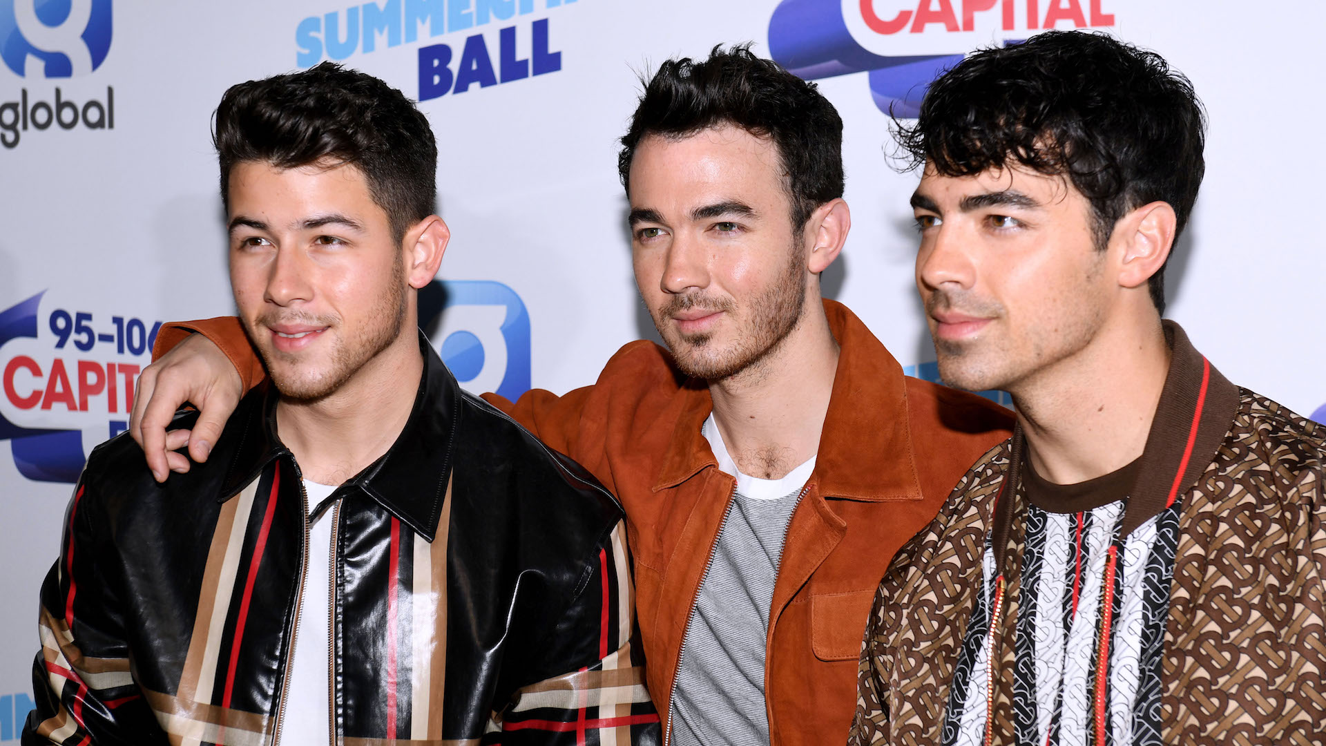 The Jonas Brothers Coordinated Their Concert Outfits, and I Think I'm Crying