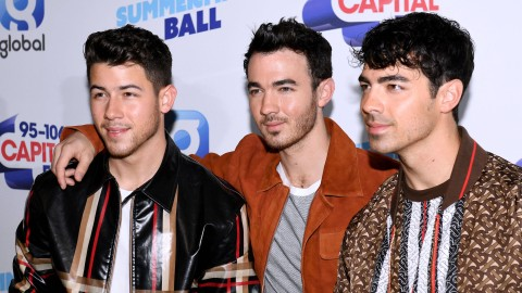 The Jonas Brothers Coordinated Their Concert Outfits, and I Think I'm Crying | StyleCaster