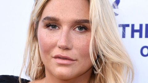 I Hope Kesha Never Gets Rid of This Shag Haircut, Because Damn | StyleCaster