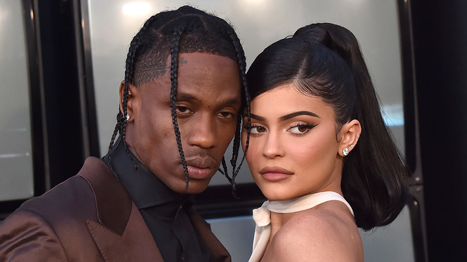 Kylie Jenner & Travis Scott