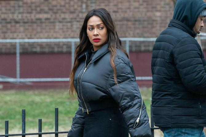 la la power starz La La Anthony Just Stepped Into The Spotlight: EXCLUSIVE