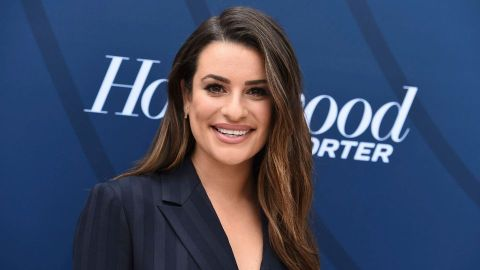 Lea Michele's Bronze Hair Is the End-of-Summer Inspo I Need | StyleCaster