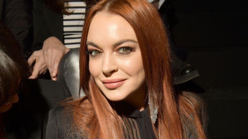 Lindsay Lohan Just Got Her Childhood Haircut