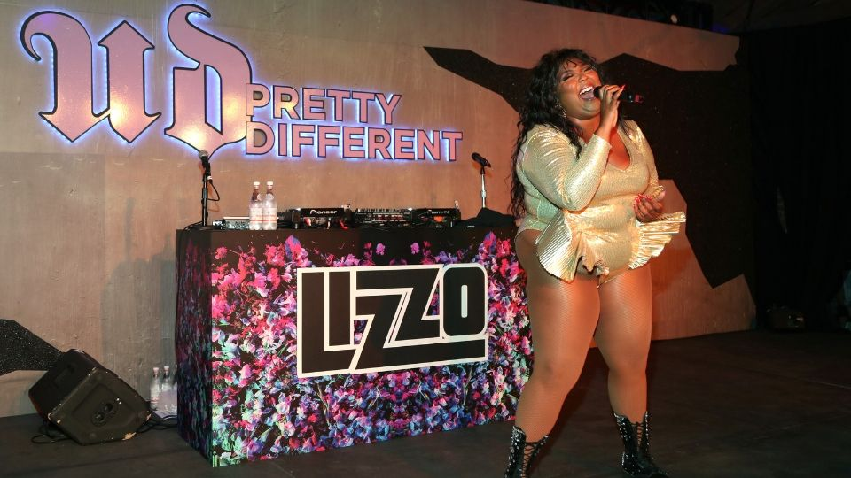 Lizzo Revealed a New Urban Decay Naked Palette and I'm Freaking Out
