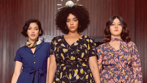 Modcloth's New 'Show Them Who's Boss' Collection Will Make You Feel Like a Total Badass | StyleCaster