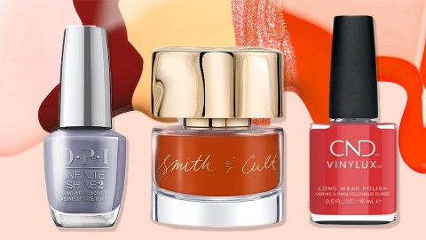 Give Your Neons a Break and Start Wearing These Fall Nail Colors | StyleCaster