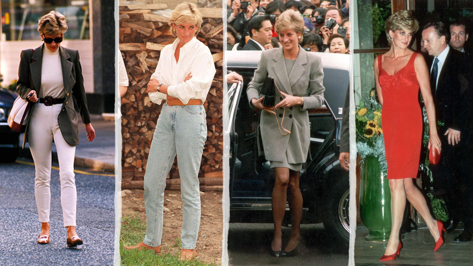 Literally Just 29 of the Best Outfits Princess Diana Ever Wore