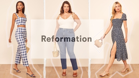 Reformation Only Has 2 Sales a Year & The First One is Finally Here | StyleCaster