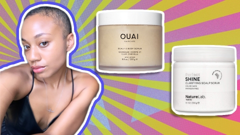 I Buzzed Off My Hair and Became Obsessed With These Scalp Products | StyleCaster