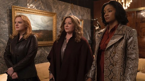 Tiffany Haddish, Melissa McCarthy & Elizabeth Moss' 'The Kitchen' Lacks Female Empowerment | StyleCaster