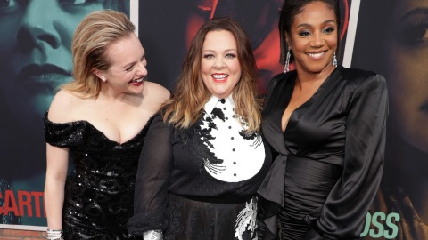 The Cast of 'The Kitchen' Looked Beyond Incredible at the Film's Premiere | StyleCaster