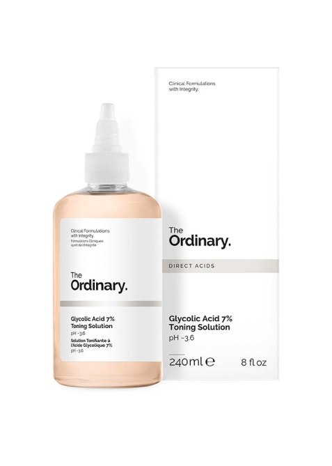 the ordinary glycolic acid I Tried Using Toner as Deodorant And Found a Winning Combo Instead