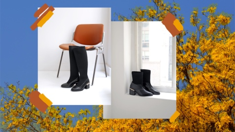 Finally, Fall Boots Made to Fit All Calf Sizes—And They're Wicked Cute | StyleCaster