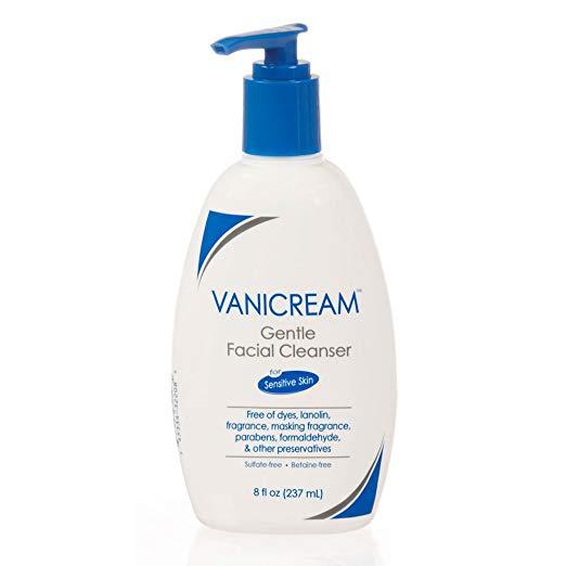 VaniCream gentle cleanser