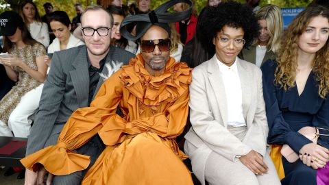 Billy Porter Was High-Key the Best Dressed Throughout All of London Fashion Week | StyleCaster