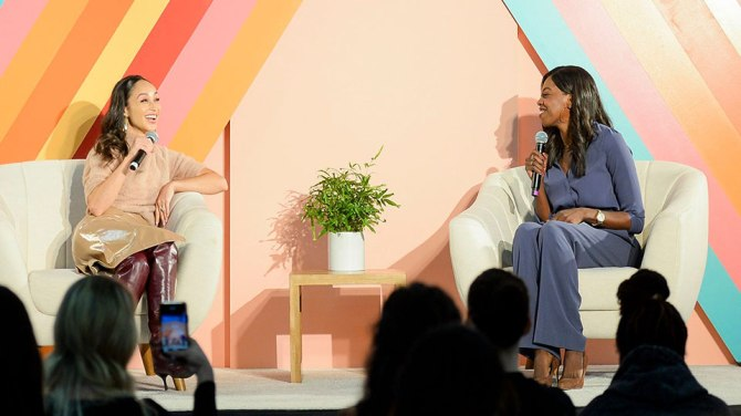 cara santana blogher 2 Cara Santanas Guide to Staying Sane When Youre a Mogul in the Making