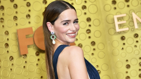 Emilia Clarke's Response To The Cancelled 'Game Of Thrones' Prequel Is Really Relatable | StyleCaster