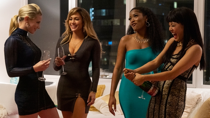 hustlers 1 Hustlers Is A Dazzling Display Of Women Betting On Themselves