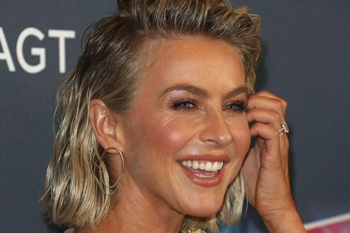 This Is the Shortest Julianne Hough's Hair Has Been in a Decade