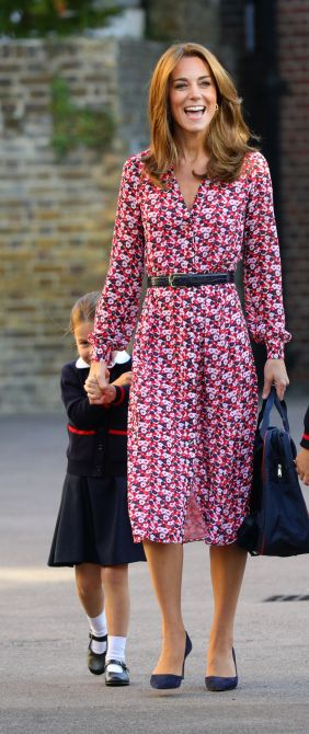 kate middleton princess charlotte Kate Middletons New Blonde Hair Color Is Gorgeously Regal