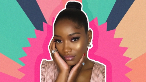 Keke Palmer's Superpower Is Being True To Herself: EXCLUSIVE | StyleCaster