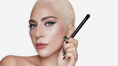 Behold, Lady Gaga in the Most Snatched Cat Eye I've Ever Seen | StyleCaster