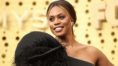 The Super Important Detail You Probably Missed on Laverne Cox's Emmy's Look | StyleCaster