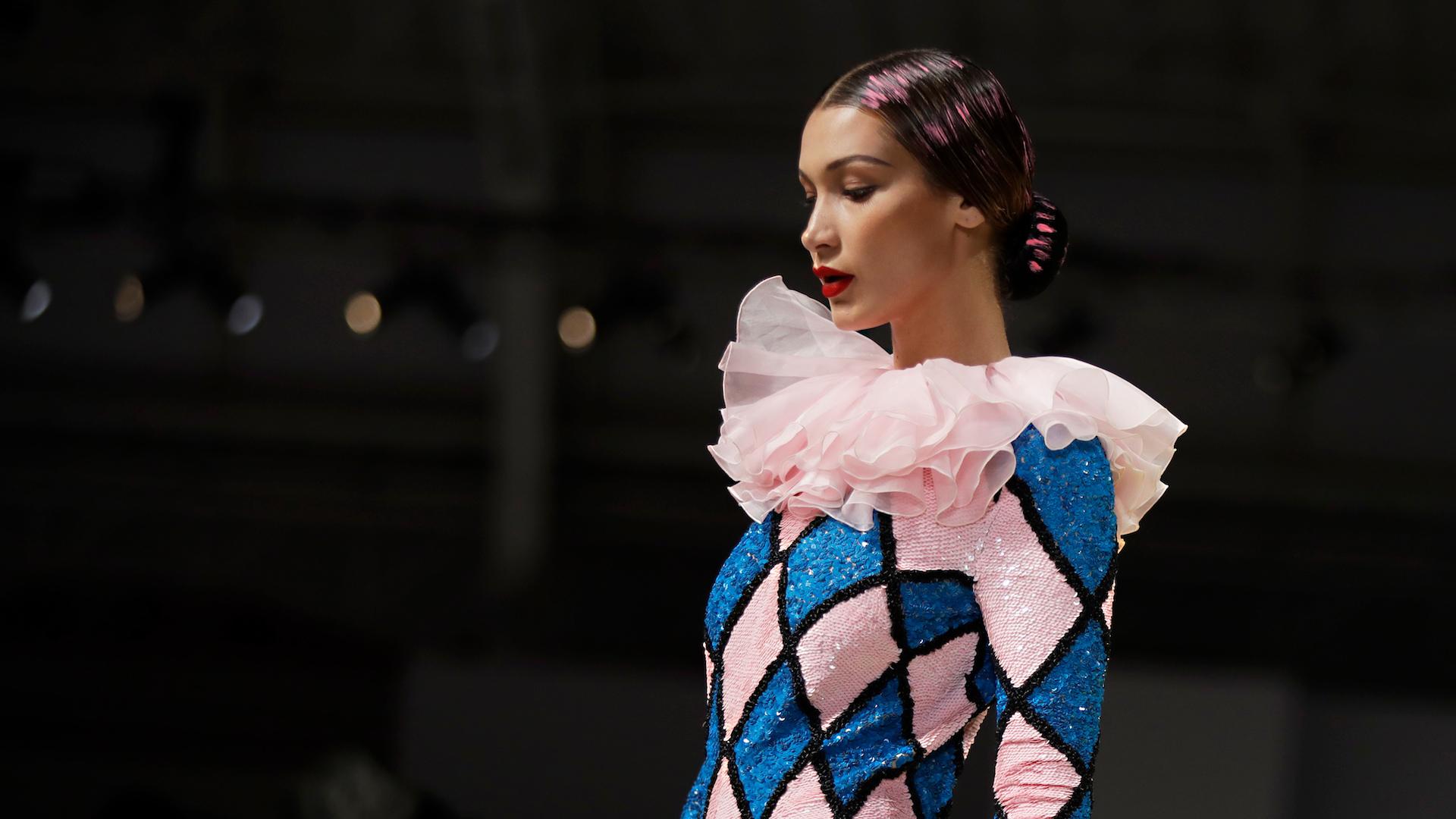 The Moschino Milan Fashion Week Runway Show was Beyond My Wildest (and Weirdest) Dreams